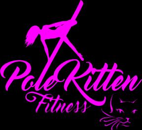 Pole kitten Fitness Logo